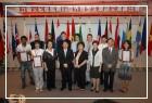 第36屆外籍學生華語文演講比賽獲獎同學合影談