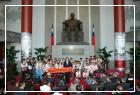 「永續經國-蔣經國先生百年誕辰特展」,在大廳舉行揭幕典禮