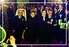 先總統 蔣公逝世週年紀念在本館舉行追思典禮,蔣夫人(宋美齡女士)蒞臨本館