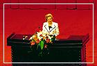 柴契爾勛爵訪華專題演講在本館大會堂舉行