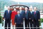 韓國國會議員李在昌等一行人參訪本館及中山樓