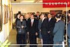 總統陳水扁先先蒞臨參加「六五台陽◆甲子風華特展」揭幕暨頒獎典禮