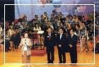 呂副總統秀蓮女士蒞臨大會堂觀賞「台灣歌謠音樂會」並致詞