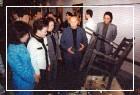 呂副總統秀女士蒞館參觀「第七屆二二八創作展」