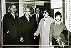 Dr. Sun Yat Sen's grandson Mr. and Mrs. Sung Ke grace the memorial hall for a visitation.