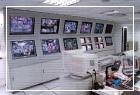 全新的24小時安全監控室