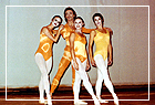 Performance staging by the London Ballet Theater.