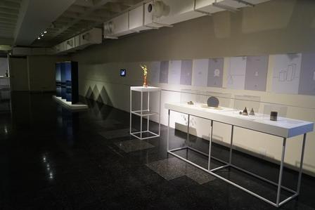 4F-Green Touch亞洲綠色工藝設計展-部分作品搭配數位相框播放創作過程、理念,增進民眾對於創作設計的進一步了解