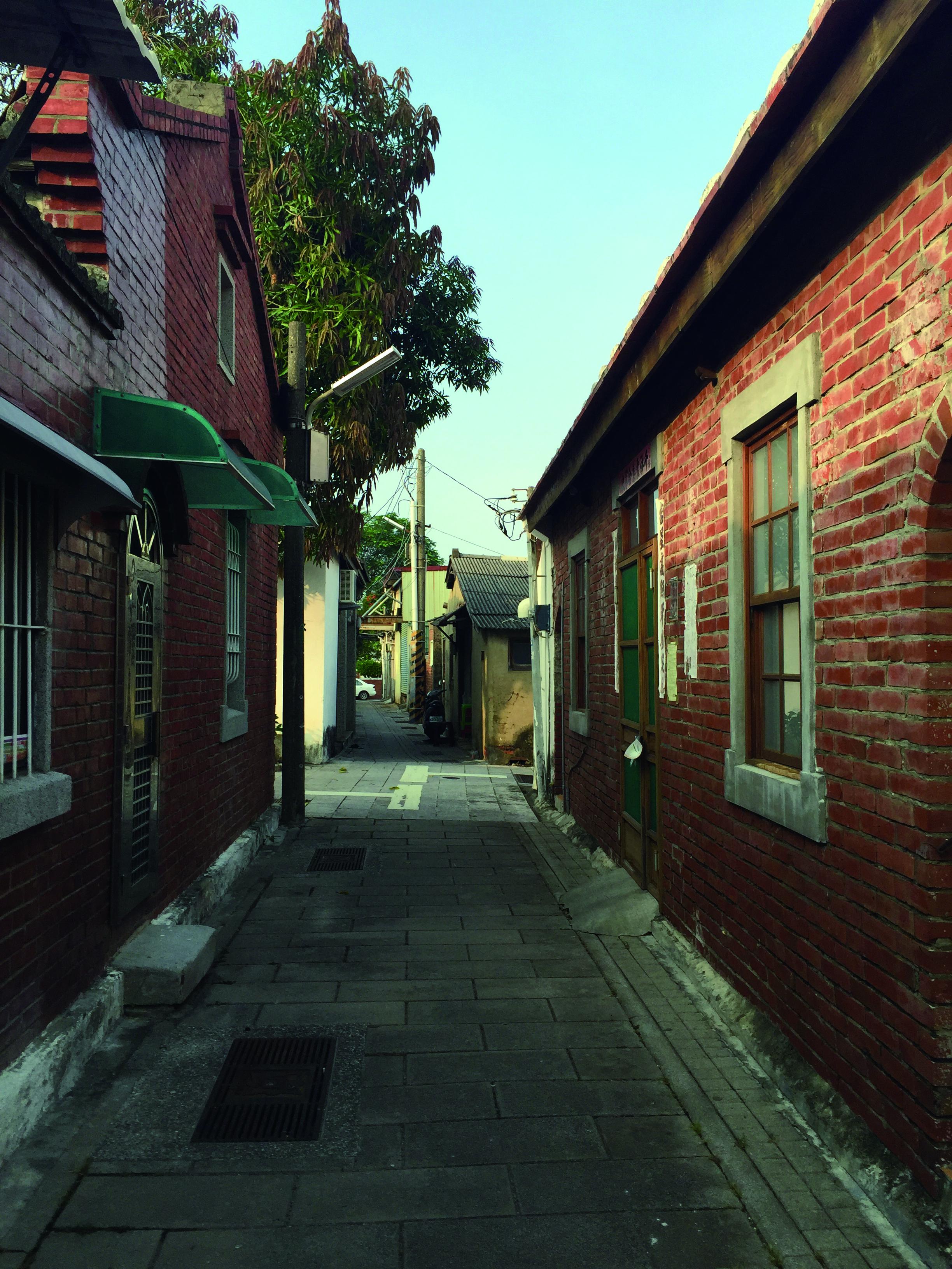 老鎮的數百年歲月,是傳統技藝的安棲之地,也是文創力量的萌芽土壤。.JPG