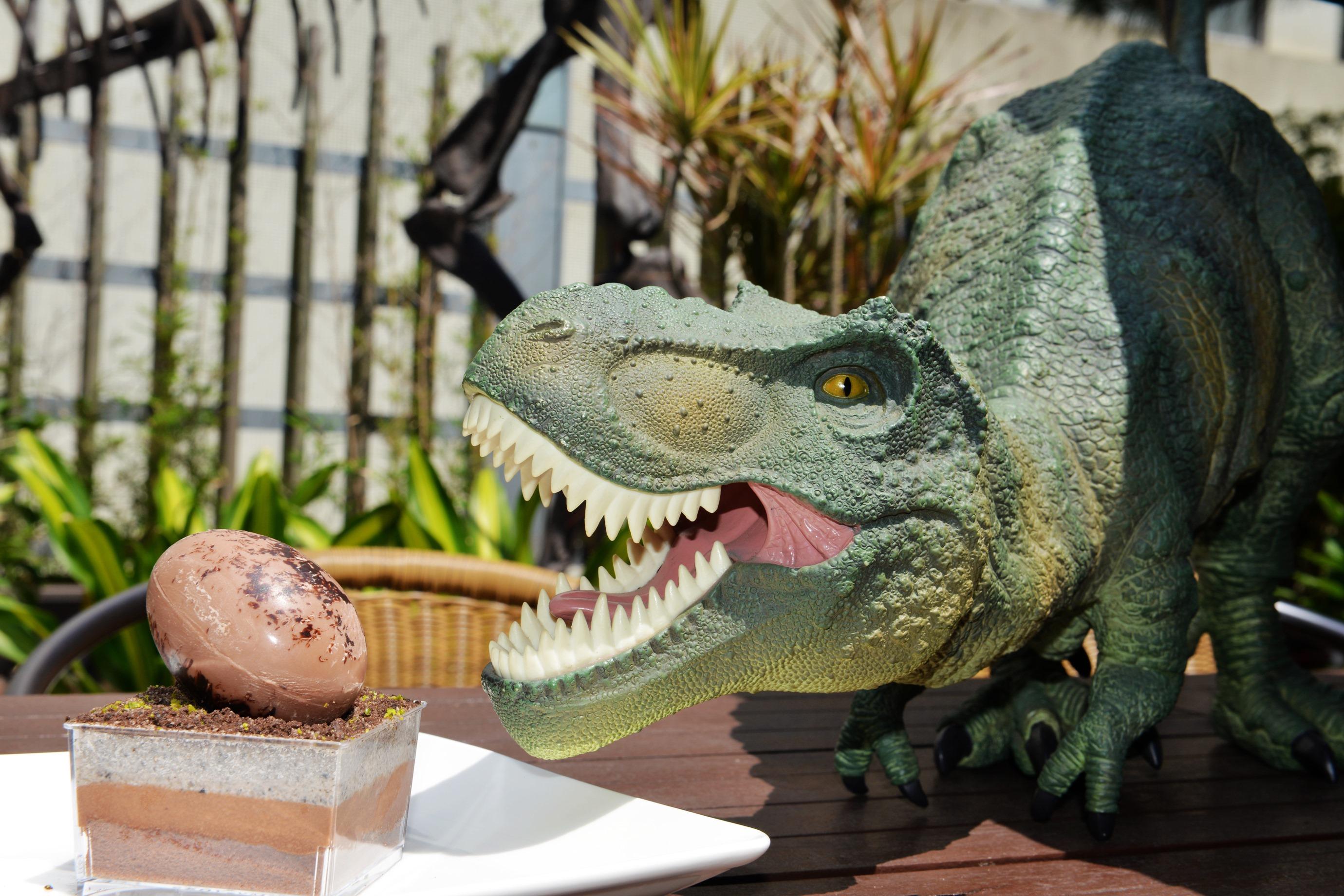 土銀館恐龍餐廳照片,共2張