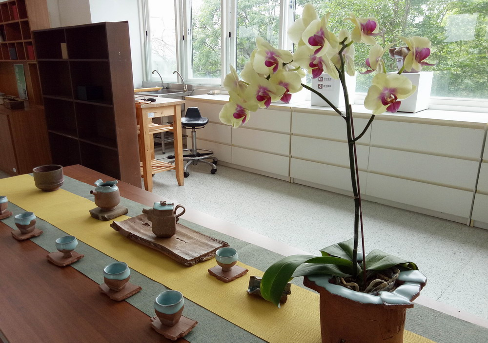 3F陶藝工坊-個人獨特風格茶席器皿創作