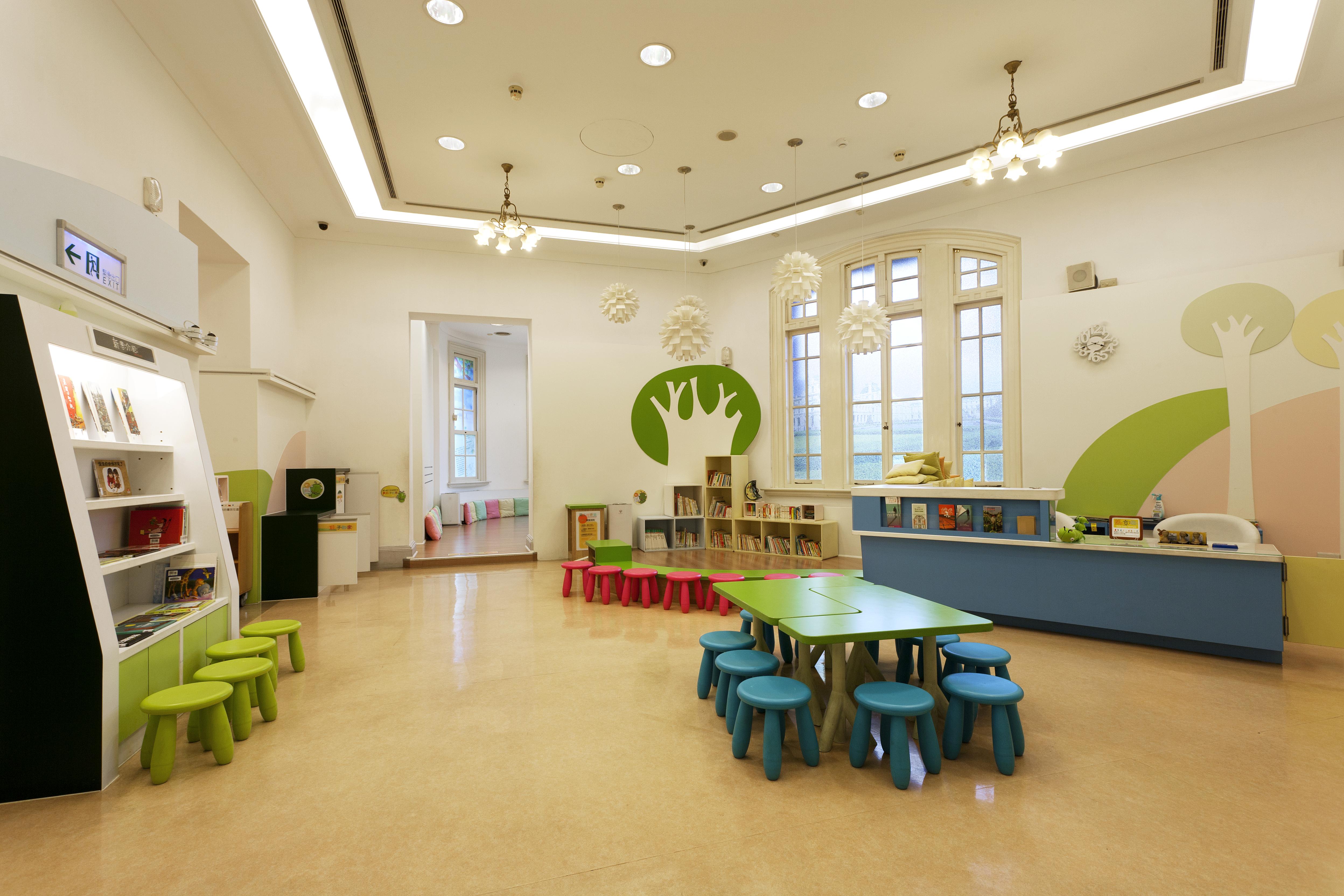 兒童書房全景1