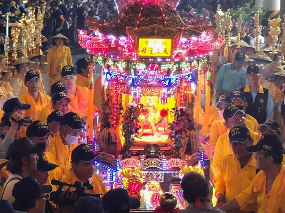 台灣的媽祖已不僅是「海神」信仰,而轉化成全能之神。.jpg