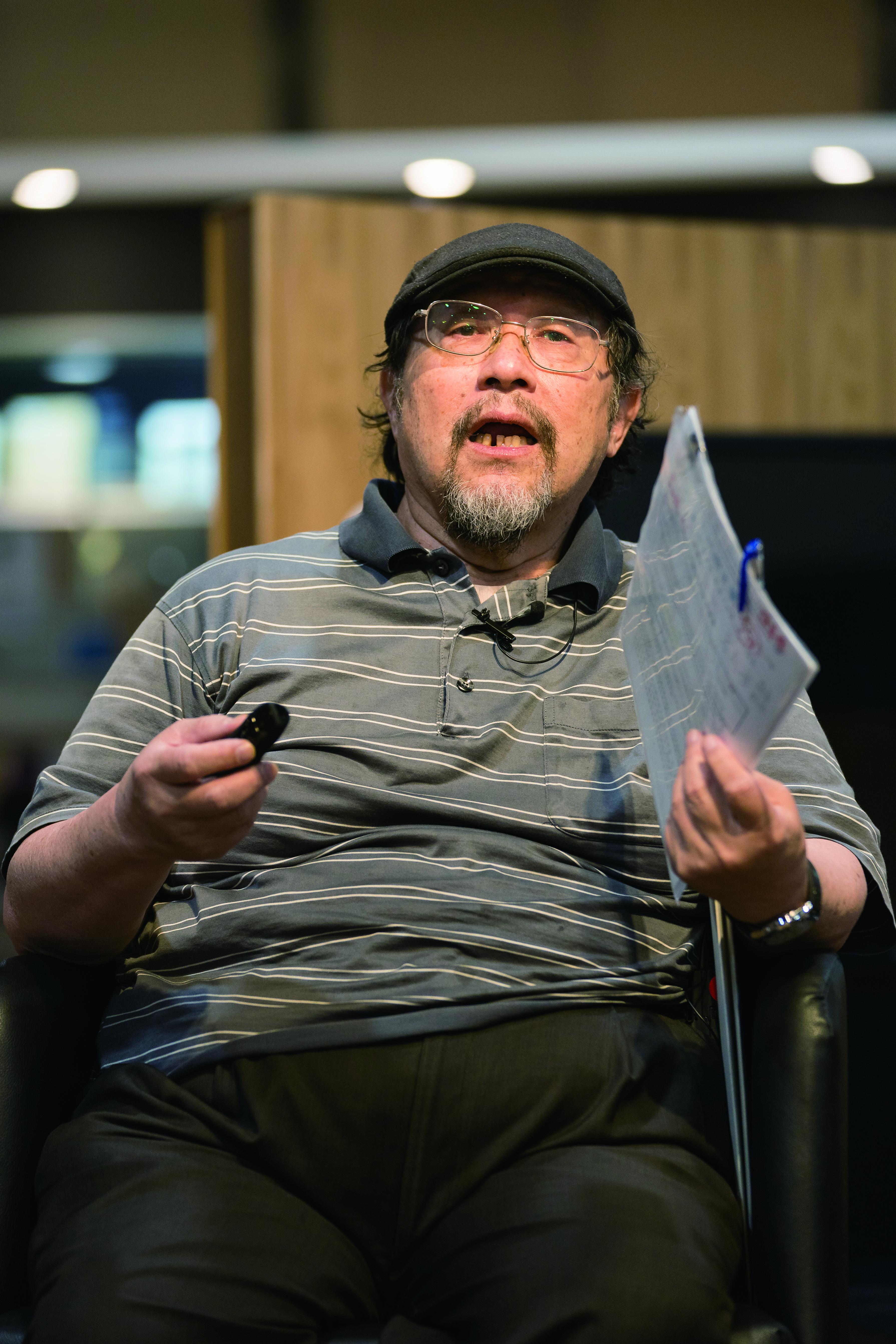 學者丘延亮親身經歷當年採集,為臺灣的音樂文化累積了重要資產。.jpg