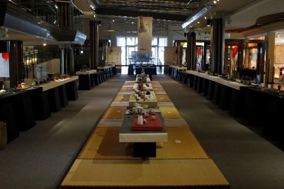 1樓主題特展區-蒔令.厚生活-陶瓷研究會、技訓班成果展