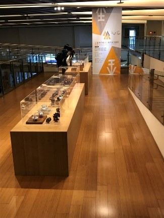 3樓微形展區-駐坊工藝師與研習學員作品聯展
