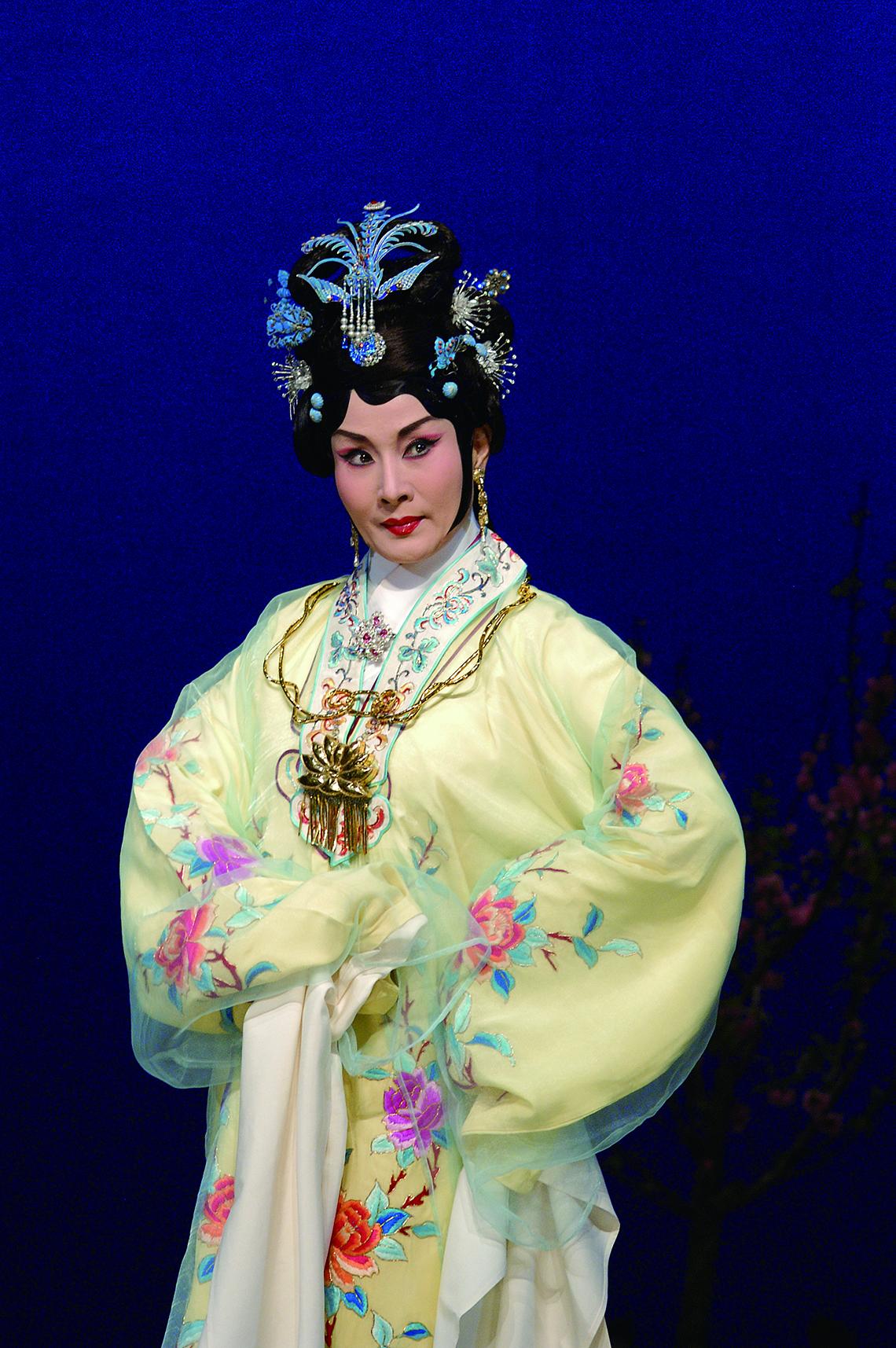2003 年《王熙鳳》。( 國光劇團提供,林榮錄攝影).jpg