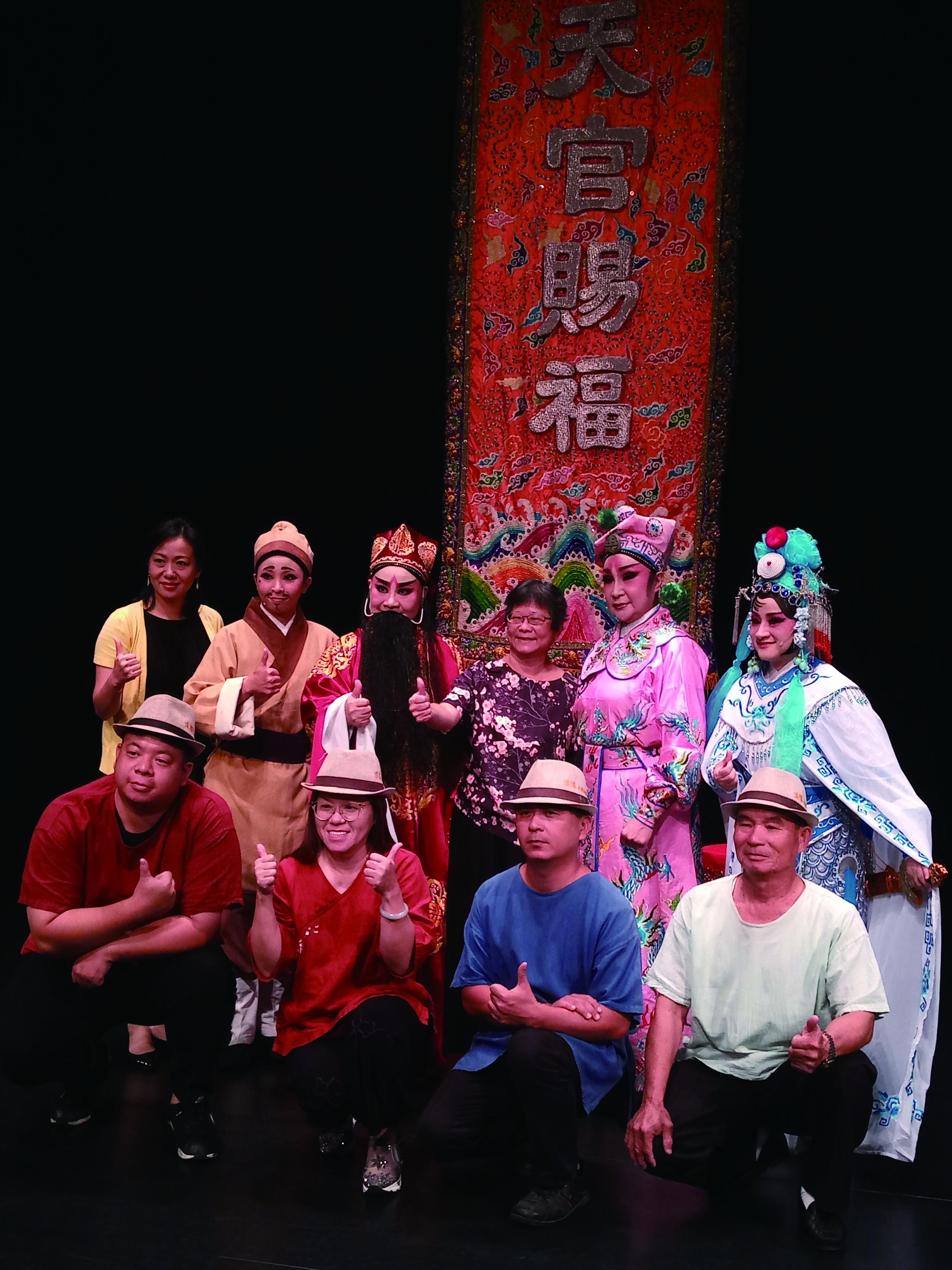 圖3資深藝術家與年輕團員共同打拼,漢陽北管劇團打的是團體戰。.jpg