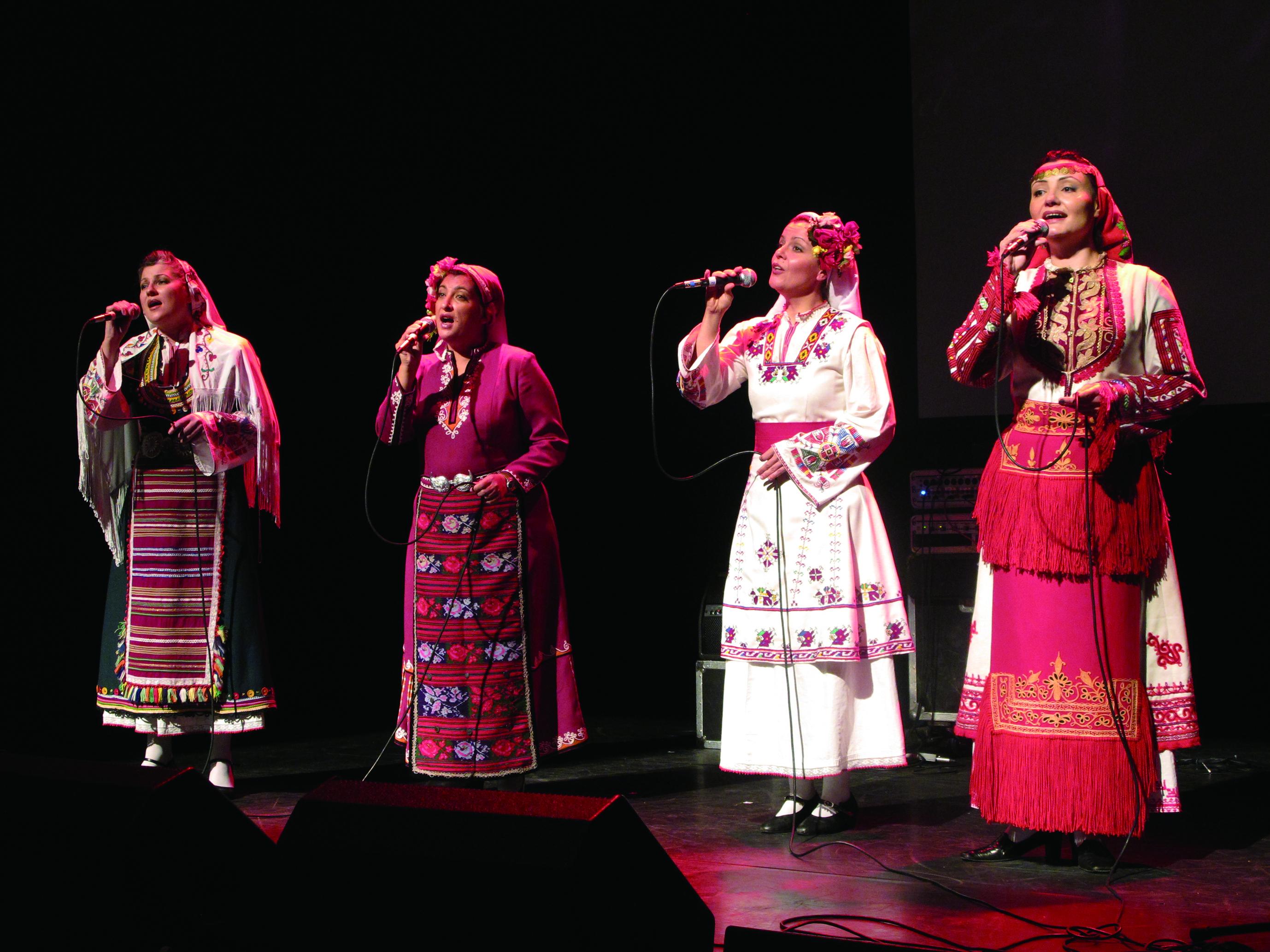 圖3 Eva女聲四重唱將在工作坊當中分享保加利亞女聲合唱的奧秘.JPG