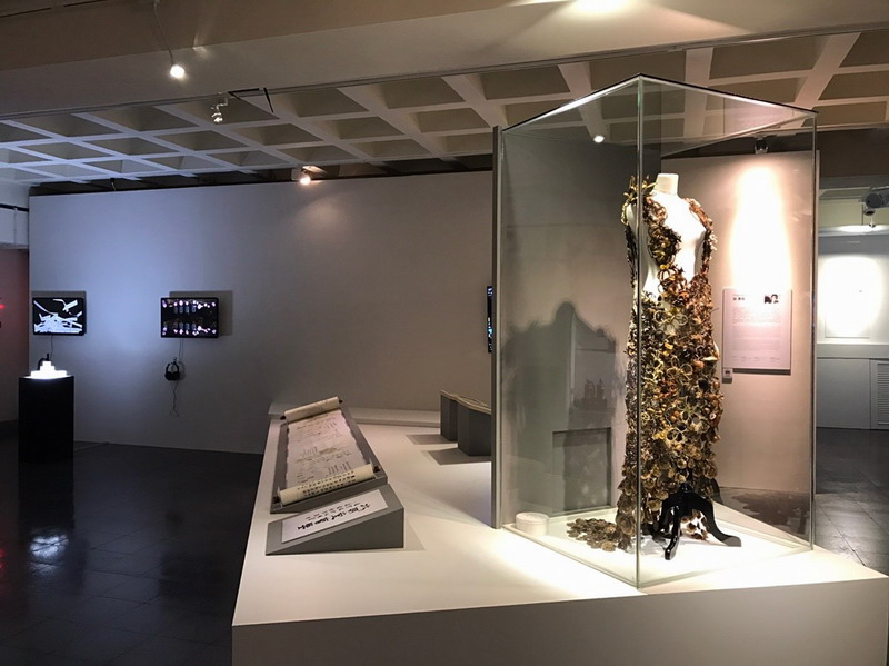 3F-女潮展(回顧):Taiwan Venus(自然媒材編織)