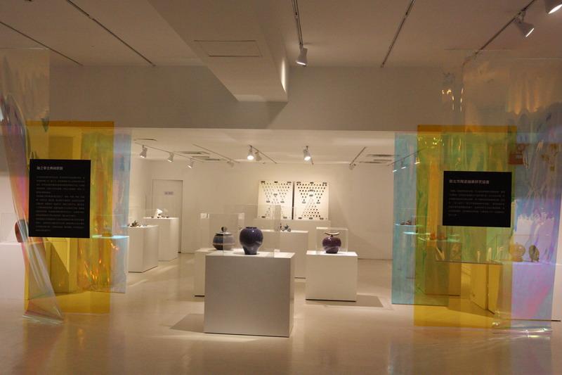 B1F-隱藏在鶯歌的研創力量展- 工藝的本質是「用」,起源於生活,不同於單純追求美感或創作者個人抒發的藝術創作