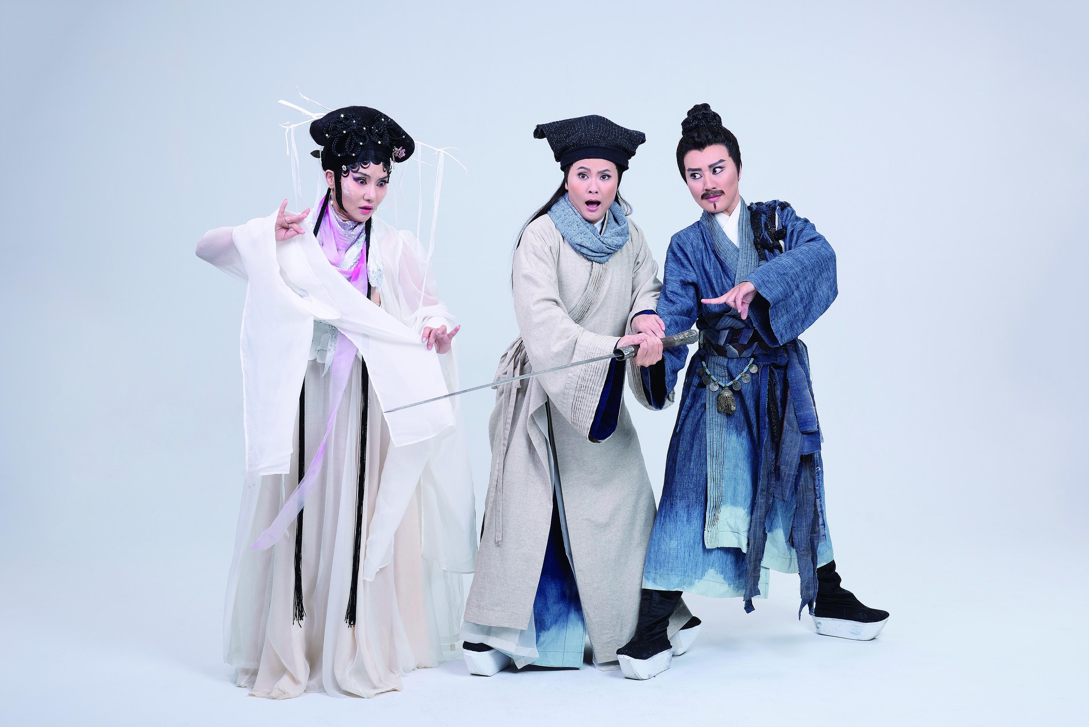 4 臺灣豫劇團《蘭若寺》素材來自《聊齋誌異》,亦為影視圈多次改編的作品之一。.jpg