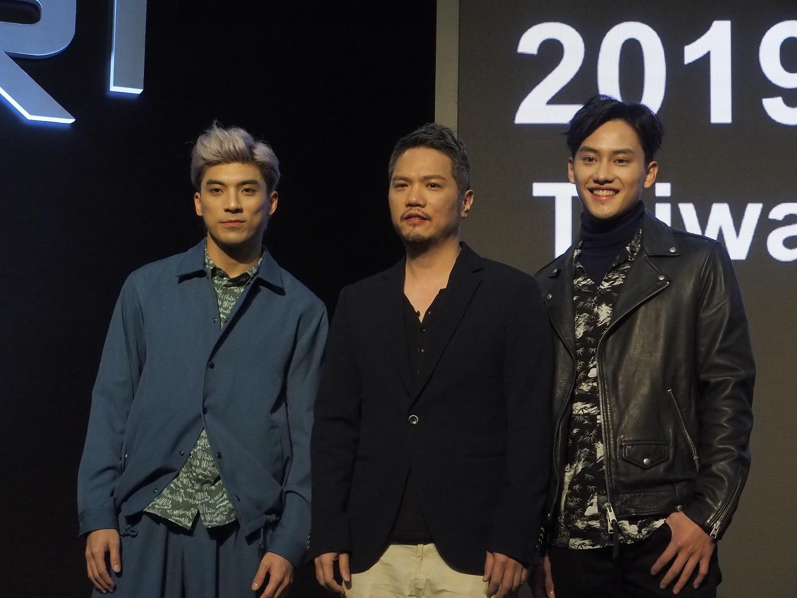 台灣電影《樂獄》劇組演職員:林哲熹(左起)、導演孫啟明、范少勳-縮小.jpg