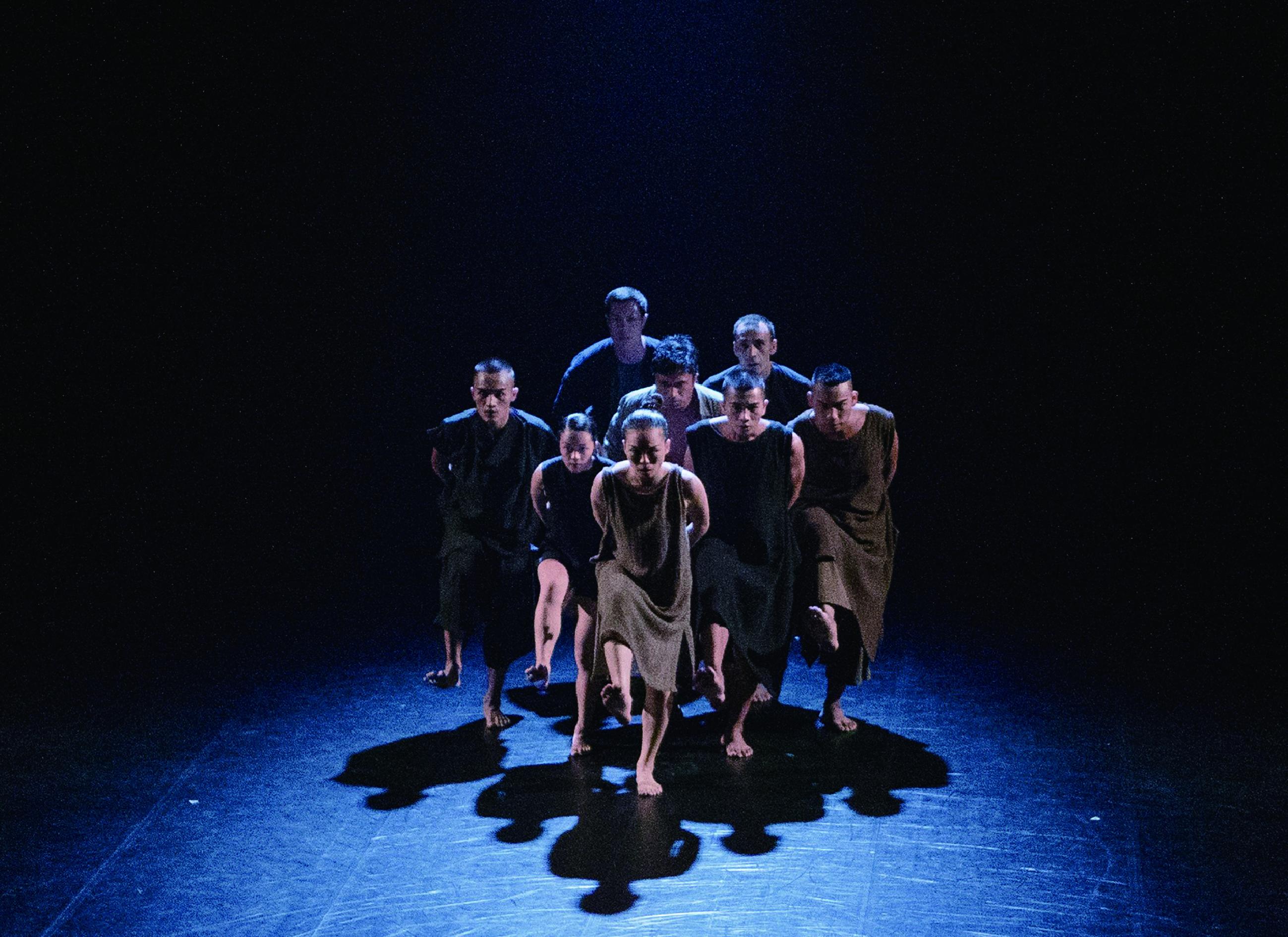 2016年蒂摩爾與紐西蘭黑色優雅舞團共製《在一起》,過程雖艱辛,卻開啟另一條與國際交流的路 。.jpg