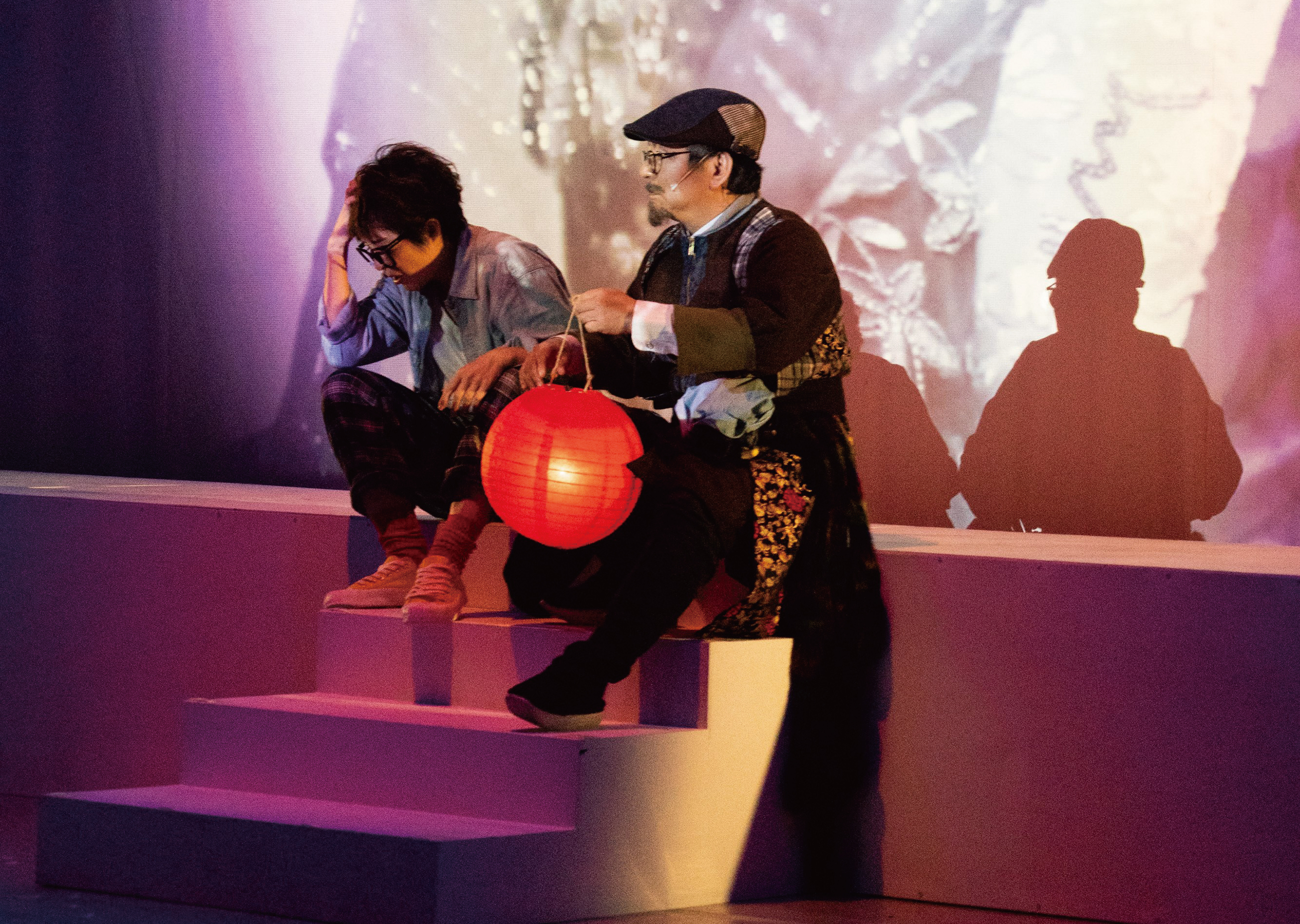 2019年第六屆的青藝節延續命題概念,持續與經典對話,元和劇子推出《聊齋幻夢》。-01.jpg