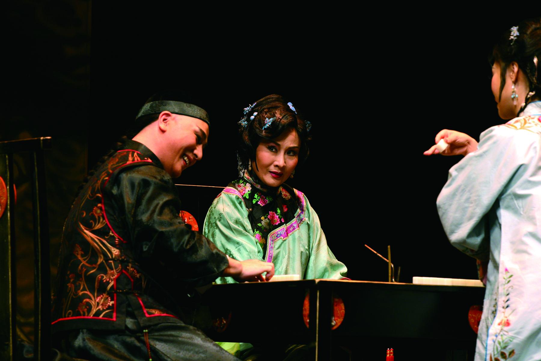 《金鎖記》的演出使國光劇團朝向文學化發展。.jpg