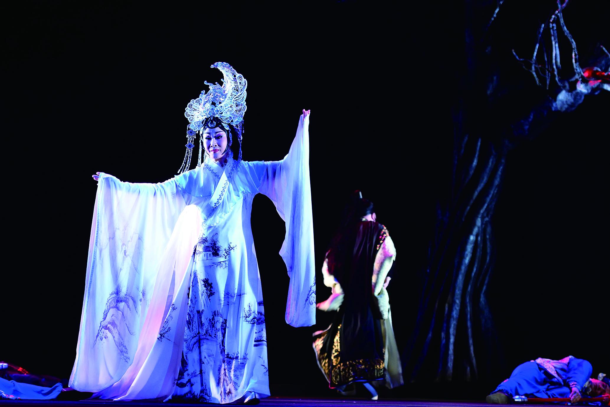 李小平導演和國家交響樂團首度合作《快雪時晴》。.jpg