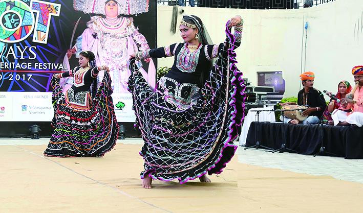 來自印度拉加斯坦邦的神秘路徑樂舞團將帶來2010年列入UNESCO人類非物質文化遺產代表作名錄的「卡貝利亞歌舞音樂」,.JPG