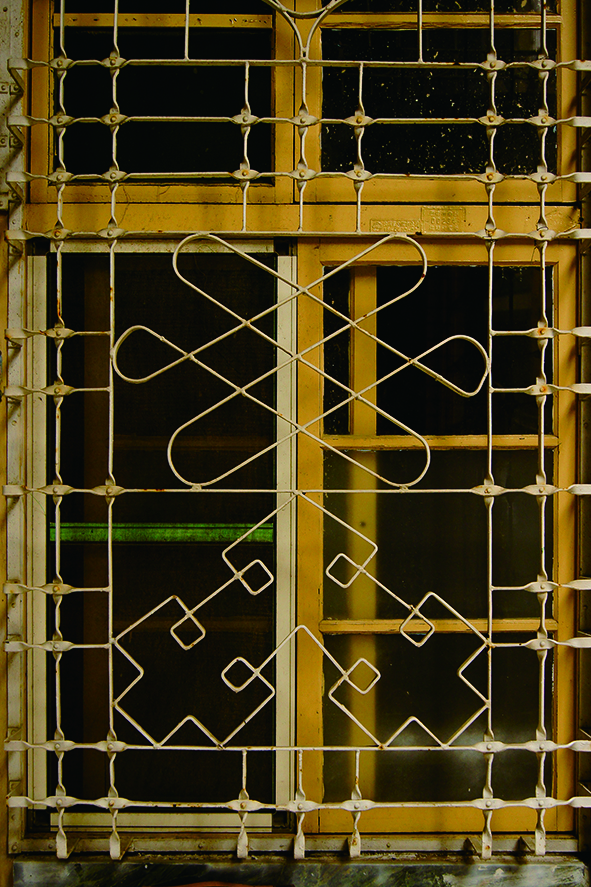 盤長與磬是臺灣傳統建築常見的裝飾圖騰,充滿歷史感。.jpg