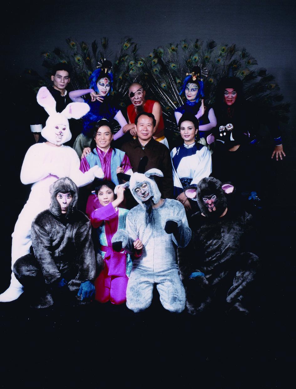國光二十一世紀首部曲,即以小小國民為對象,量身打造兒童新京劇《禧龍珠.jpg