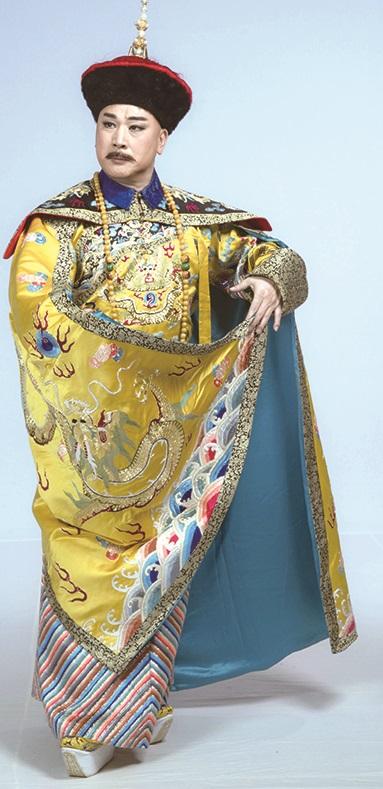 唐文華是飾演乾隆皇的不二人選。01.jpg