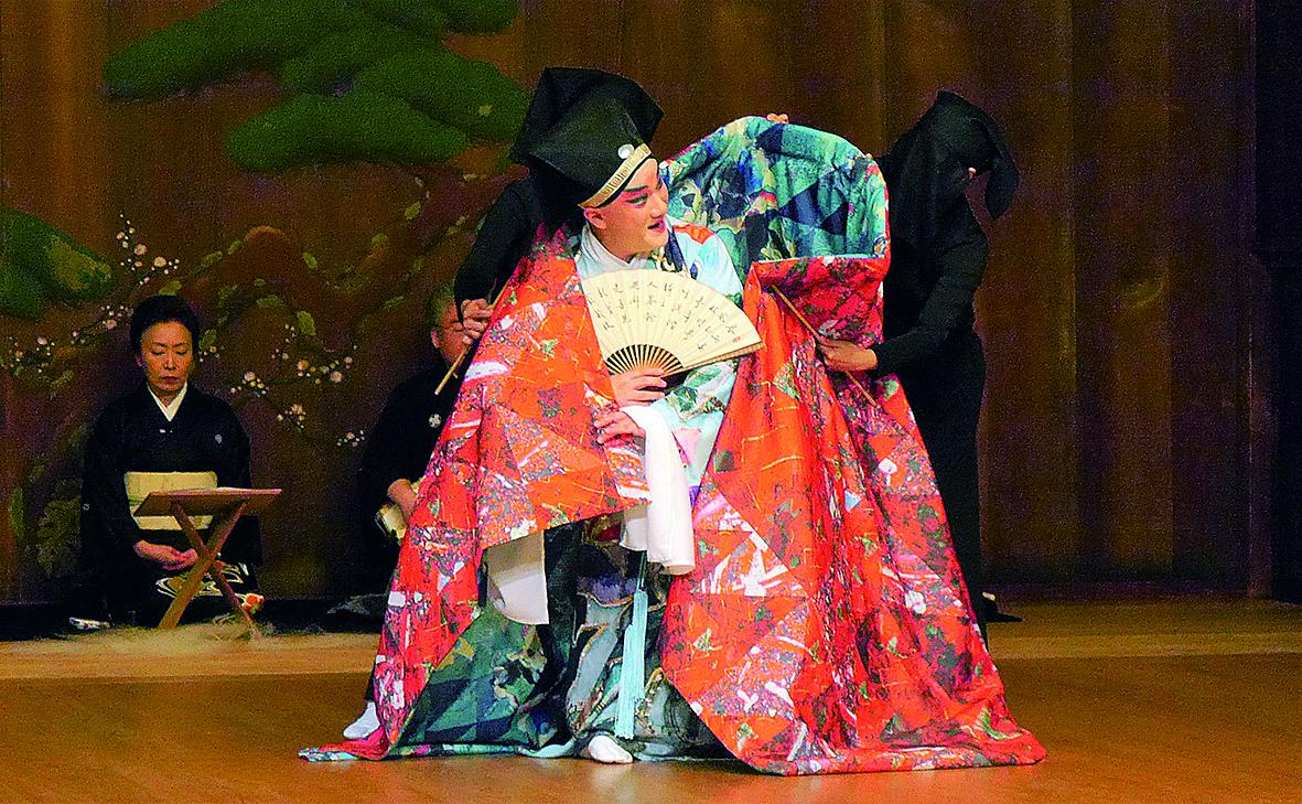 國光劇團2020年5月將再攜《繡襦夢》至東京演出。.JPG