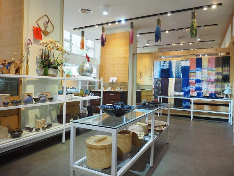 1樓進駐工坊-台灣頂極工藝協會