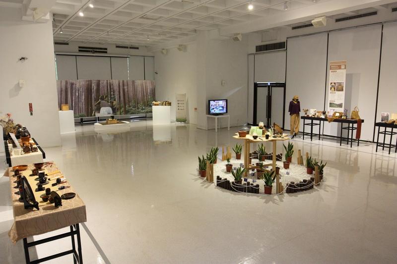 1F-帶著茶藝旅行社區工藝展-不遺餘力推動台灣農村微型工藝產業