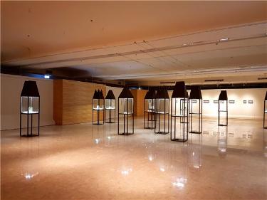 Life aesthetics exhibition center