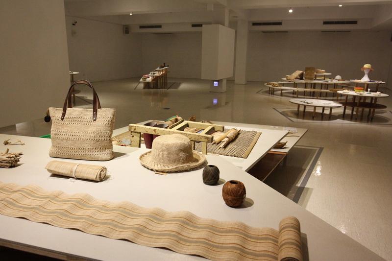 B1F-工藝之外-還要多久才到!臺灣社區工藝在地特色展-發展出別具地方與人文色彩物件