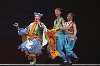 Taiwan BangZi Opera Company6