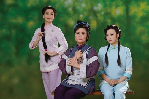 Taiwan BangZi Opera Company4