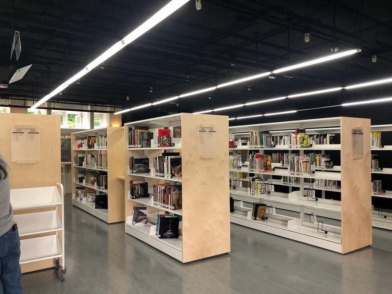 工藝圖書區