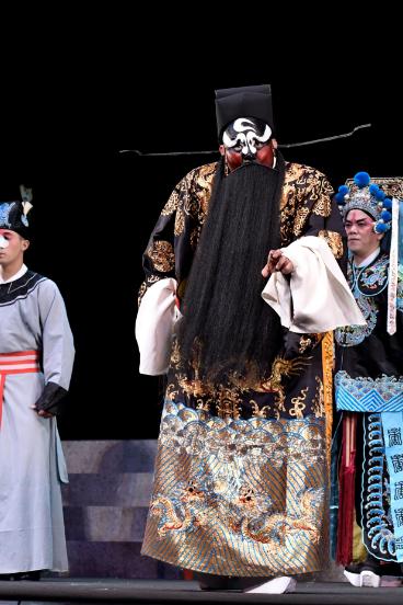 Taiwan BangZi Opera Company2