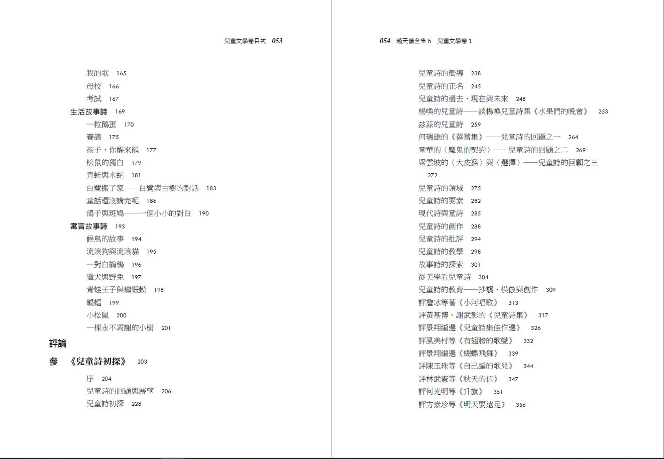 趙天儀全集-兒童文學卷-目錄4.JPG