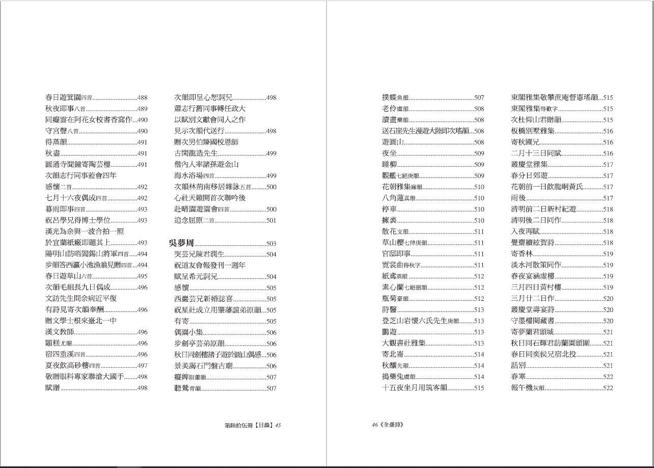 全臺詩 第65冊-目錄18.JPG