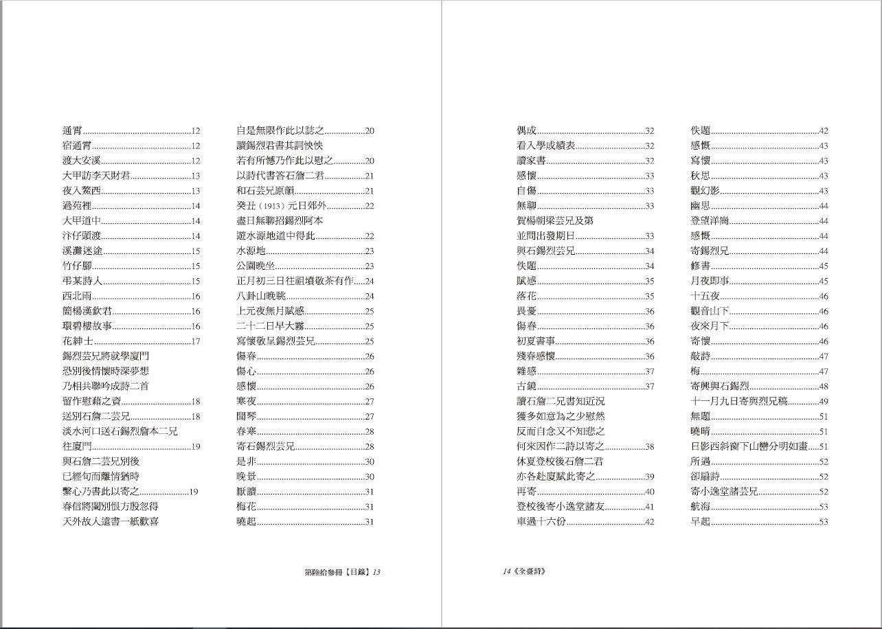 全臺詩 第63冊-目錄2.JPG
