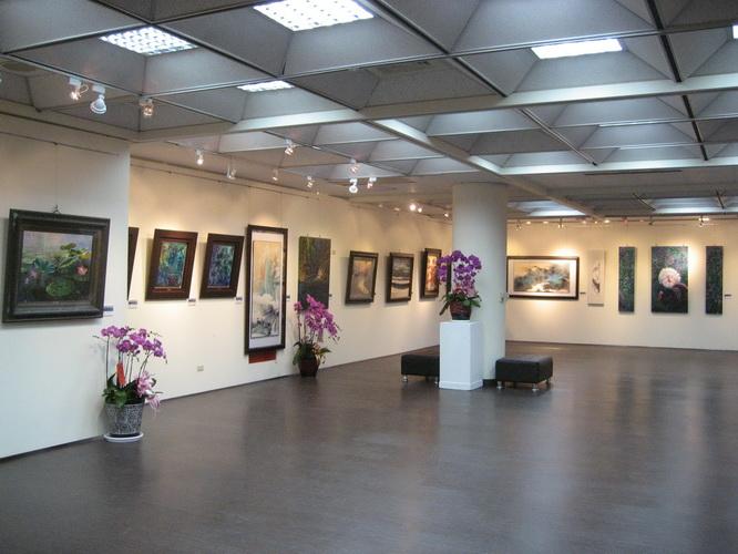 第一展覽室照片