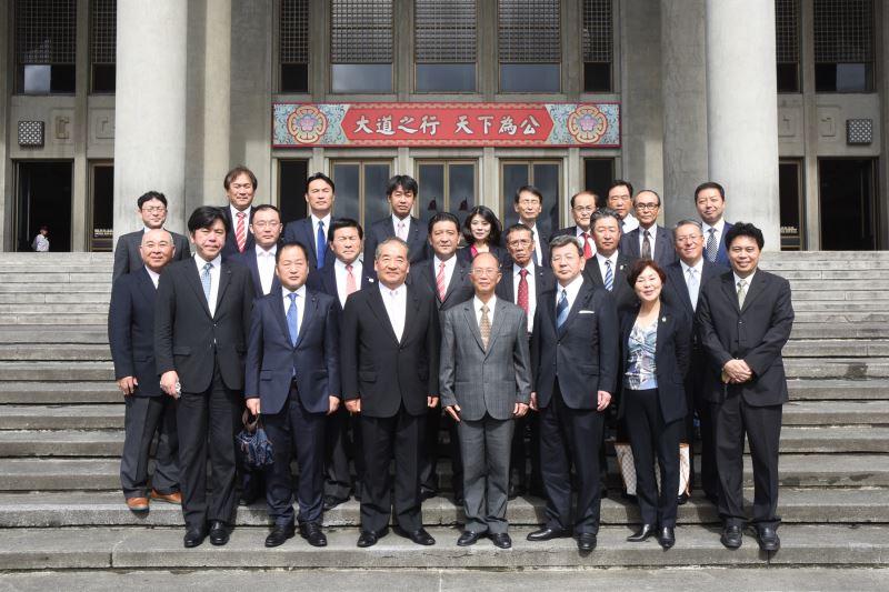 日本和歌山縣議會參訪