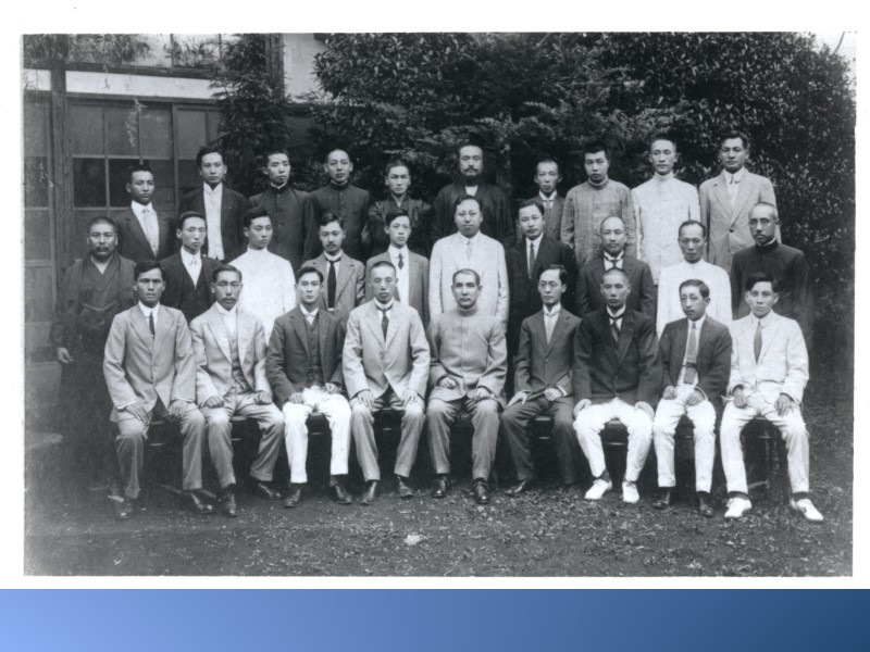Dr. Sun Yat-sen took the post of Chinese Revolutionary Party Chair